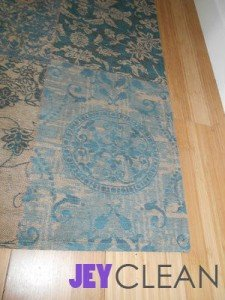 JeyClean rug cleaning